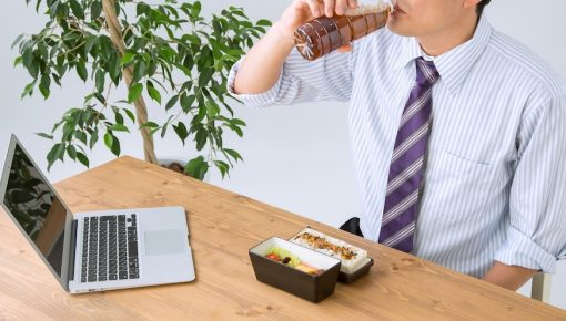《管理栄養士が教える》ビジネスマンの眠気・ダルさ解決ランチの秘訣
